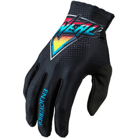 O'Neal Matrix Handschuhe Villain Jugend speedmetal-black/multi